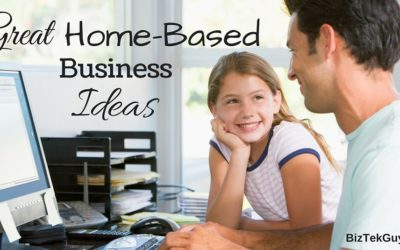 Ideas For A Home Based Business