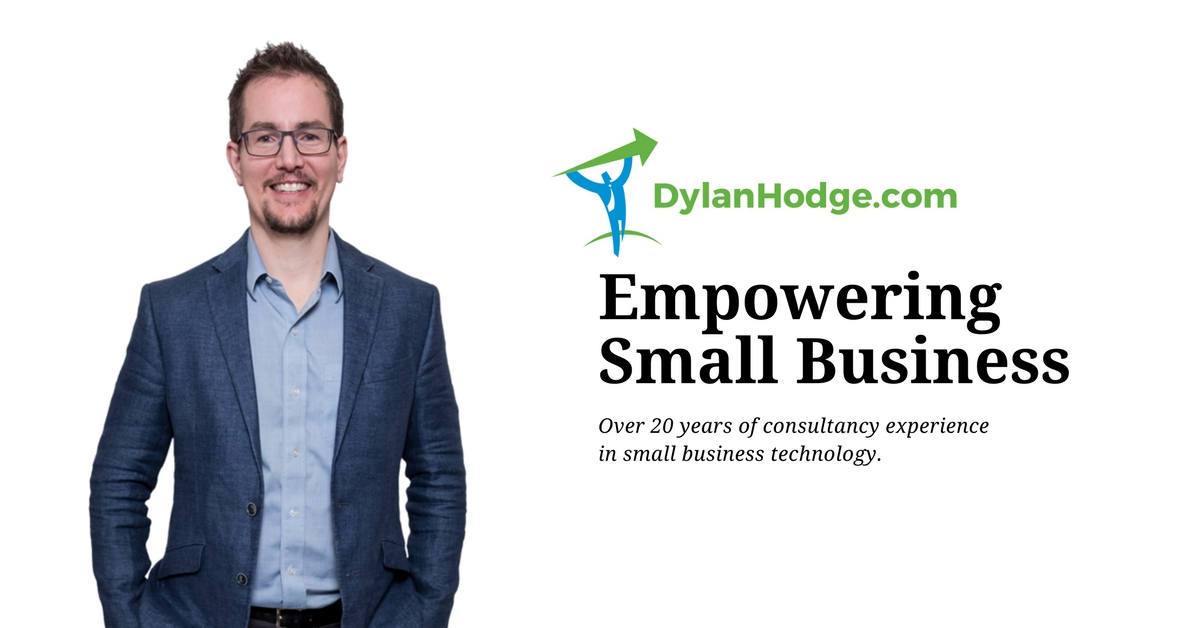 DylanHodge.com Small Business IT Solutions