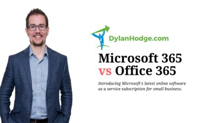 Microsoft 365 vs Office 365 – No they aren't the same thing