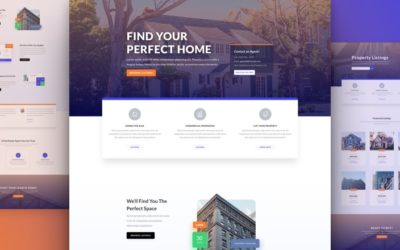 Get The Ultimate Real Estate Website Design