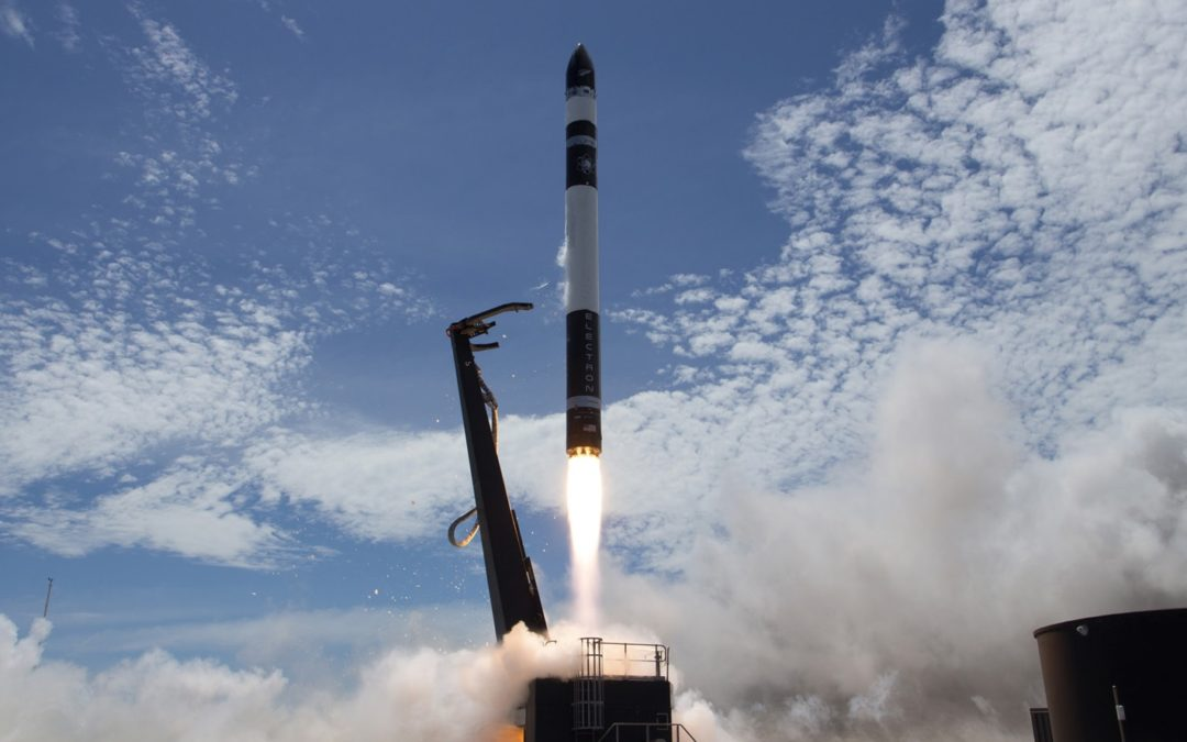 Watch Rocket Lab's first commercial launch, 'It's Business Time' [Update: Postponed]